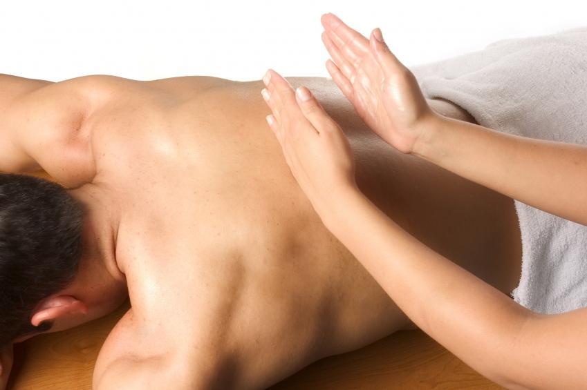 Приемы массажа