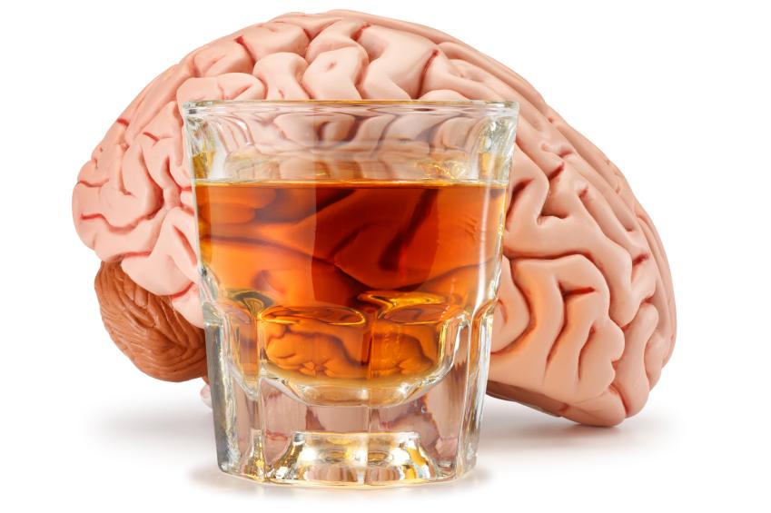 алкоголь, рассеянный склероз