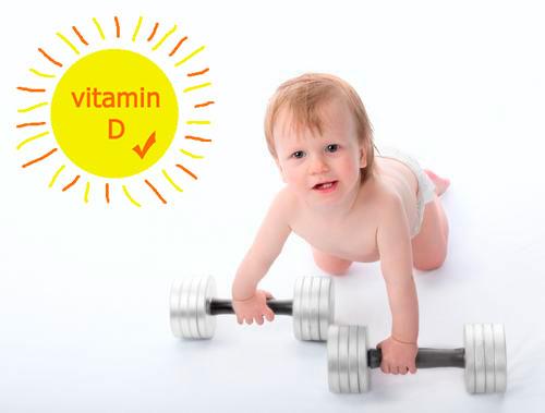 витамин D, беременность, костно-мышечная система