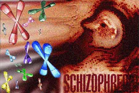шизофрения, ген