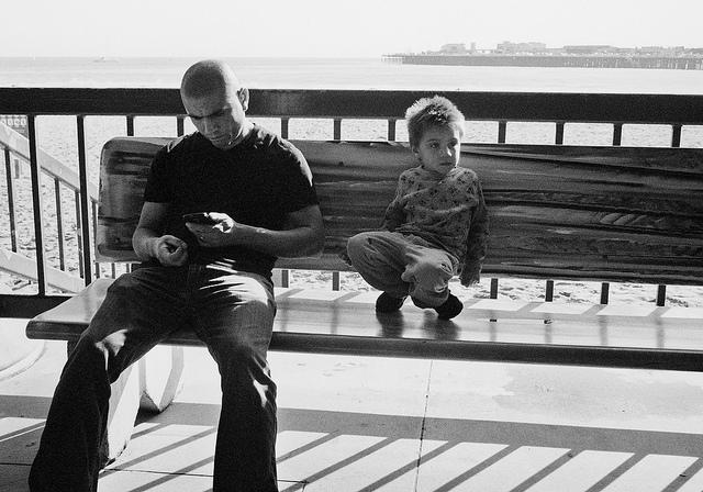 смартфон, дети