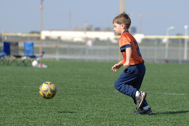 спорт, дети