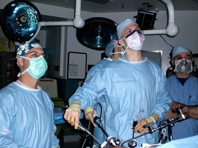 Бариатрическая операция