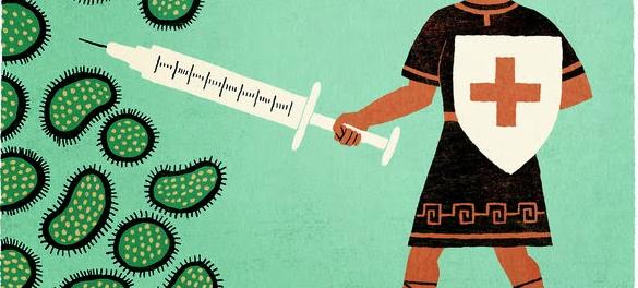 ДНК-вакцина поможет бороться со старением, хроническим воспалением и остеопорозом