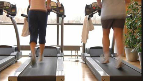 Новая беговая дорожка поможет предсказать риск смерти в течение 10 лет
