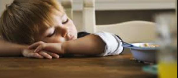 Расстройство сна у ребенка: как оно влияют на здоровье