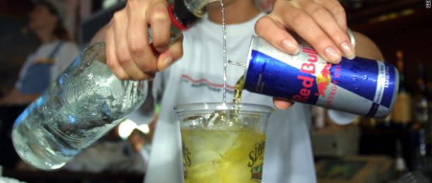 Ученые предлагают уменьшить употребление энергетических напитков среди детей