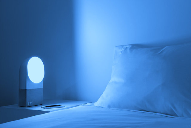 освещение, ночное время, циркадный ритм
