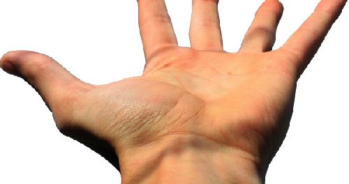 Вы можете судить о человеке по его пальцам
