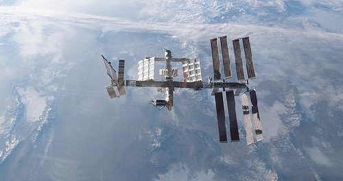 Русская исследовательская группа изучает осложнения на зрение у космонавтов