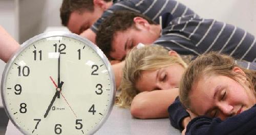 Подростки все чаще не высыпаются