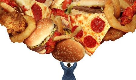 жирная пища, психика, микробиома