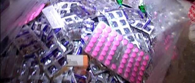 фальсифицированные лекарственные средства, Московская область