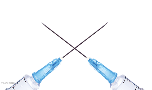 Клинико-иммунологическая характеристика коревого и АКДС вакцинальных процессов