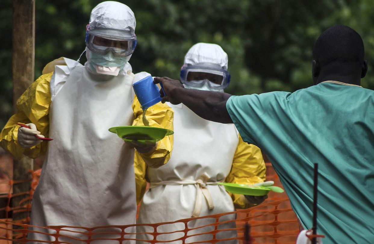 вирус Эбола, диагностика