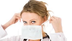 маски, медицинские работники, инфекционные заболевания