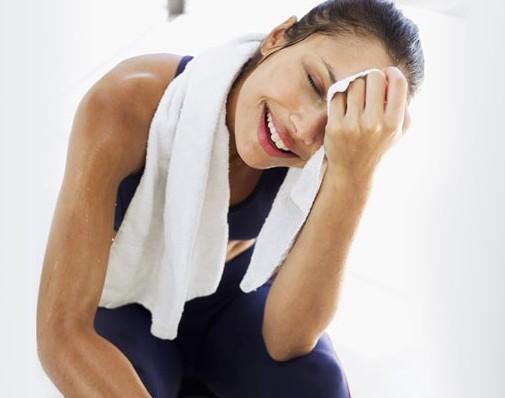 Ученые: пот передает запах счастья Medical Insider