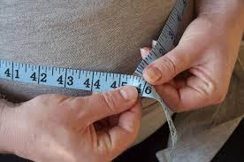 Индекс массы тела, ИМТ, объем талии