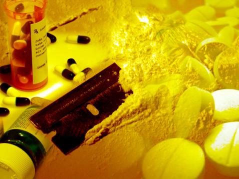 амфетамины, мозг