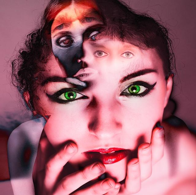 творчество, шизофрения