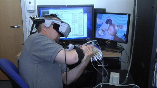 инсульт, виртуальная реальность