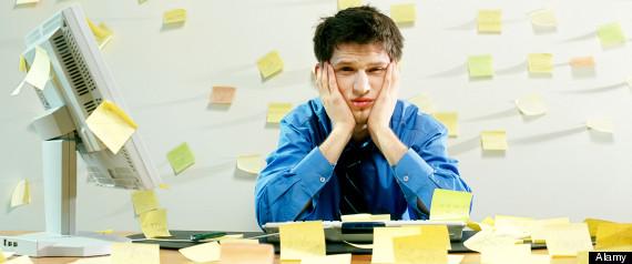 стресс, информационная нагрузка