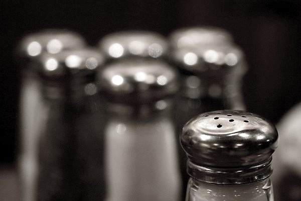 Соль, артериальное давление