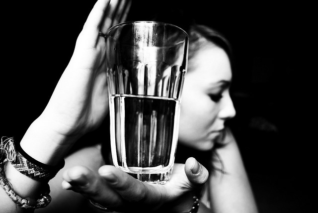 вода, снижение веса