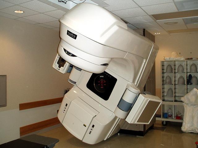 лучевая терапия, рак молочной железы