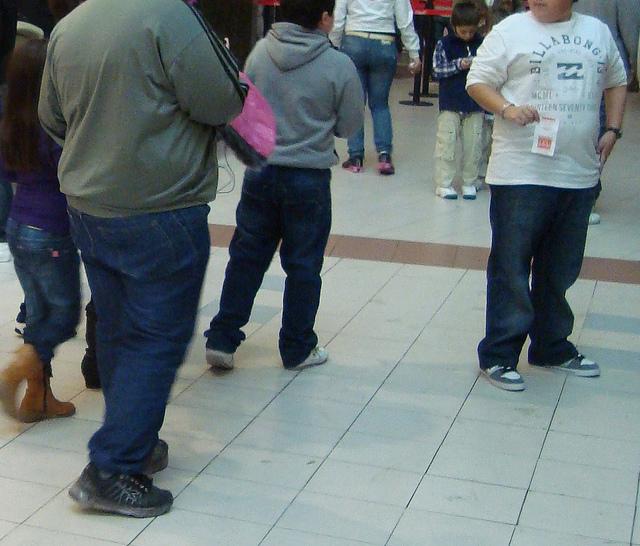 ожирение, генетический переключатель