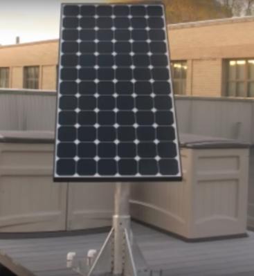 солнечная энергия, чистая вода