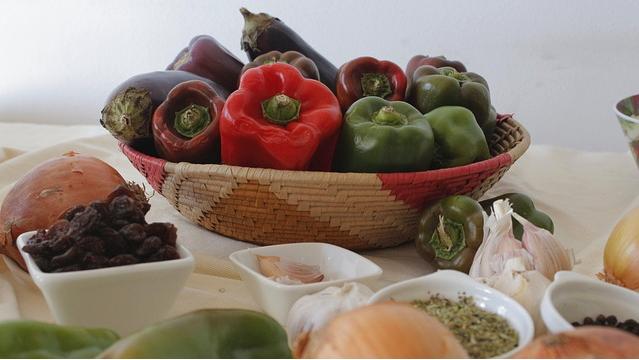 головной мозг, старение, средизимноморская диета