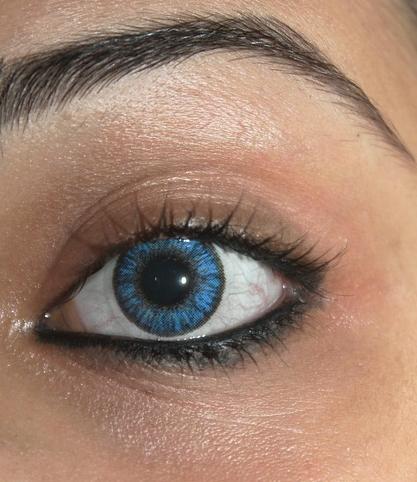 контактные линзы, косметические контактные линзы