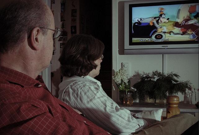 телевизор, смерть