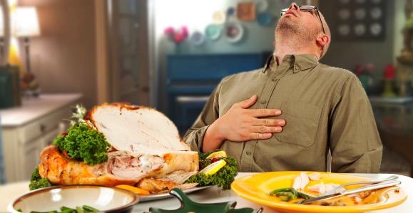 пептидный тирозина-тирозин, сытость, праздники, переедание, лептин