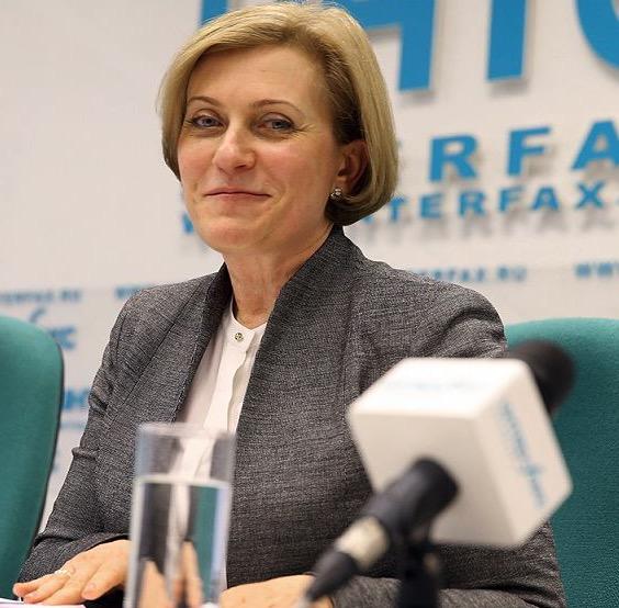 новогодние каникулы, Анна Попова, главный санитарный врач