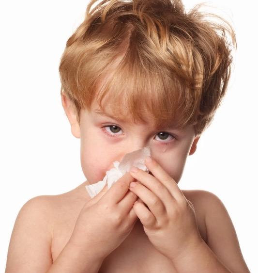 Дети с аллергией чаще страдают сердечно-сосудистыми заболеваниями