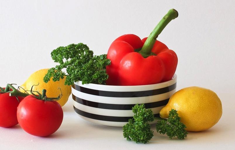 рак молочной железы, овощи