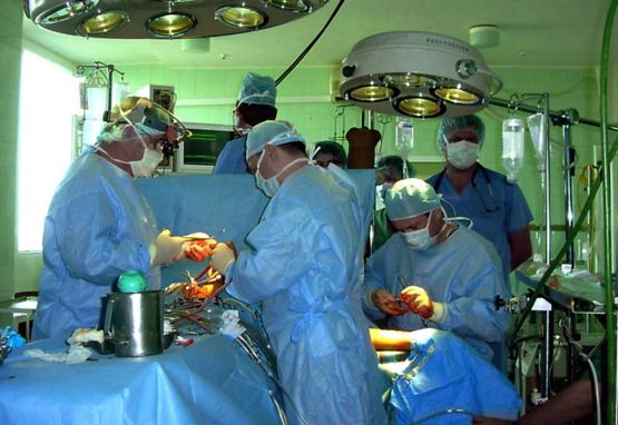 Статины, операция на сердце, The Annals of Thoracic Surgery