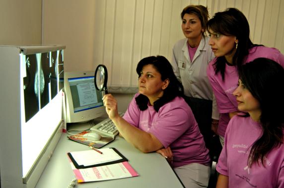 рак молочной железы, рак щитовидная железа, Cancer Epidemiology, Biomarkers & Prevention