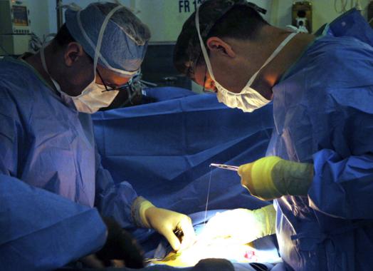 аппендицит, British Journal of Surgery