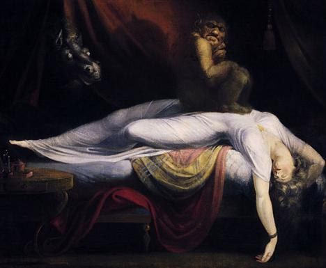 ночные кошмары, суицид, ПТСР, Journal of Clinical Sleep Medicine