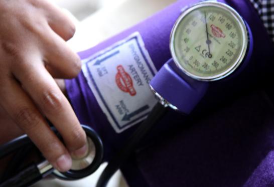 Hypertension, артериальное давление