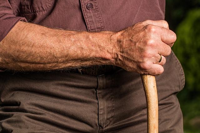 боль, воспаление, пожилые люди,