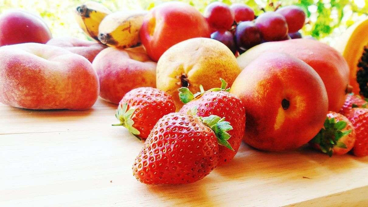 фрукты, Scientific Reports