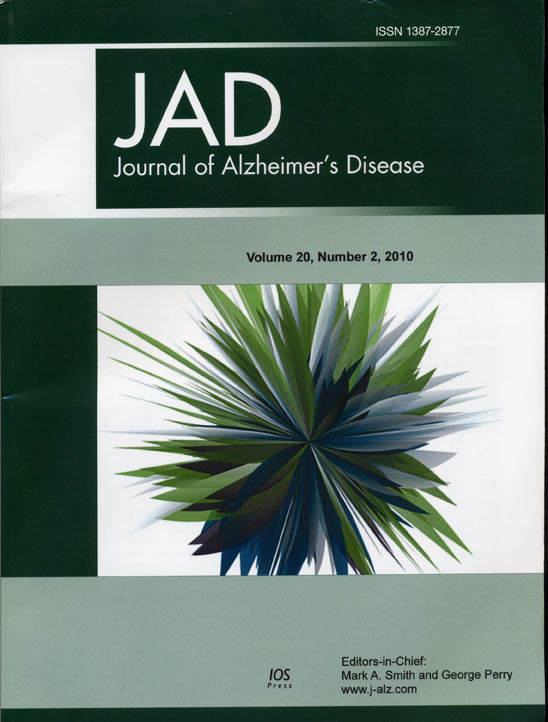 Journal of Alzheimer's Disease