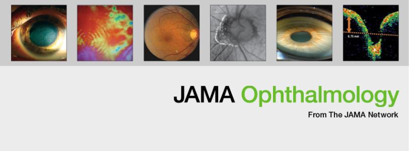 JAMA Ophthalmology