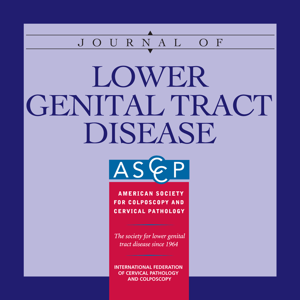 Journal of Lower Genital Tract Disease
