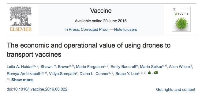 вакцинация, Vaccine