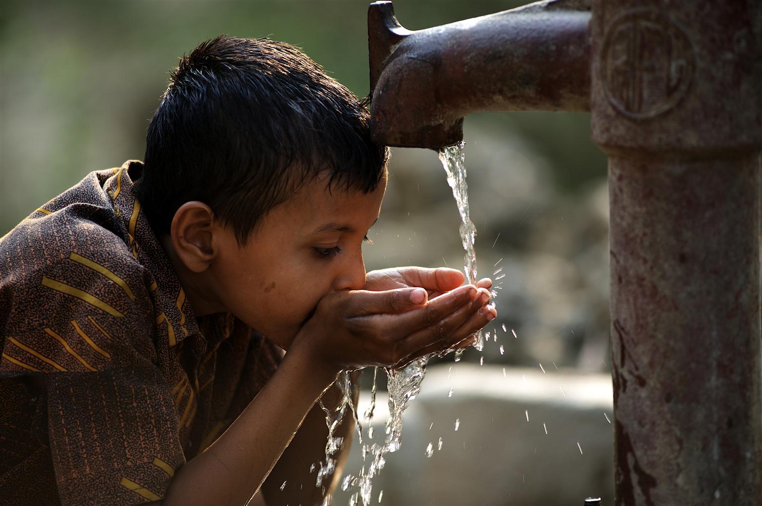 картинки дефицит пресной воды центре